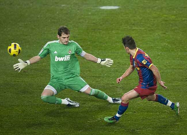 FC Barcelona R.Madrid  . Foto Manel Montilla