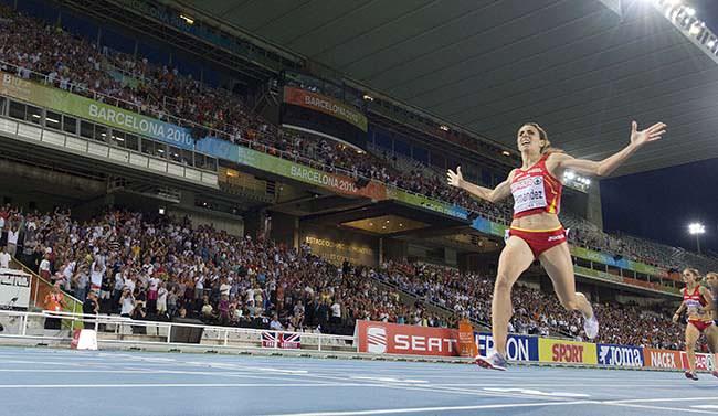 Europeo de atletismo barcelona 2010 . Foto Manel Montilla