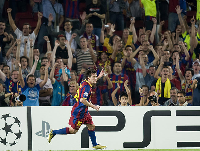 FCBarcelona - Panathinaikos Champions League . Foto Manel Montilla